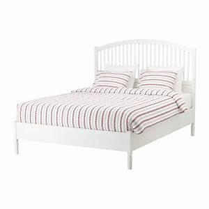 Ikea Bett Weiß 180x200 : tyssedal bed frame queen ikea ~ A.2002-acura-tl-radio.info Haus und Dekorationen