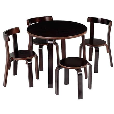 svan table and chair set svan