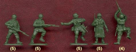 plastic soldier review revell us infantry