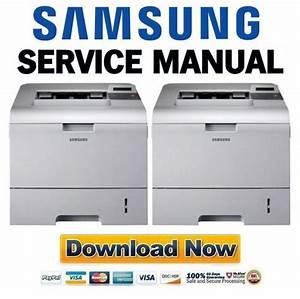 Samsung Ml-4550   4551 Series Service Manual  U0026 Repair Guide