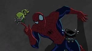 Spider-man vs Ultron avengers assemble - YouTube
