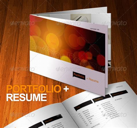 Resume Booklet Template by 50 Business Brochure Templates Template Idesignow