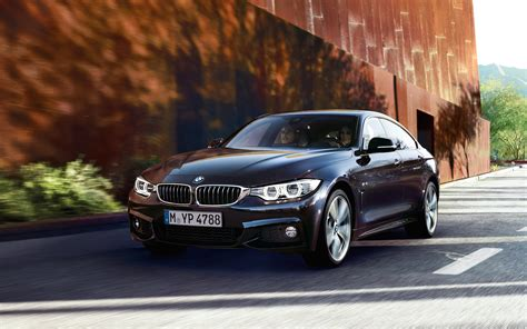 Bmw 4 Series Gran Coupe Wallpapers