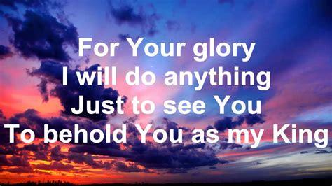 For Your Glory - Tasha Cobbs - YouTube