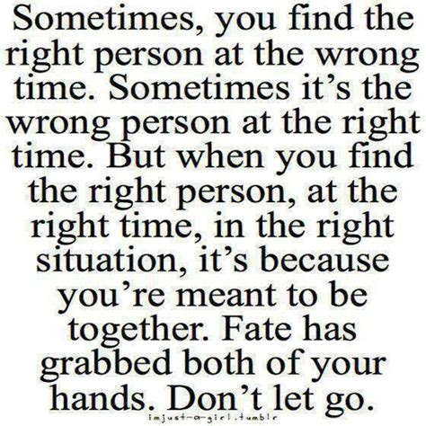 Fate Love Quotes And Sayings Quotesgram