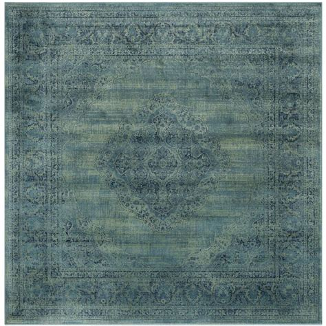 Safavieh Vintage Turquoise Viscose Rug by Safavieh Vintage Turquoise Multi Viscose Rug 6