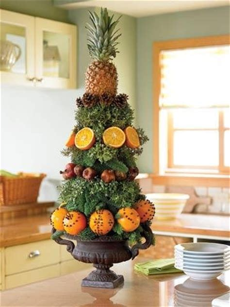 christmas creation food 1000 images about and food topiaries on trees fruit flowers and topiaries