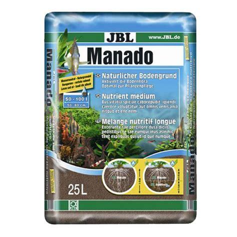 jbl manado sol nutritif pour plantes aquatiques