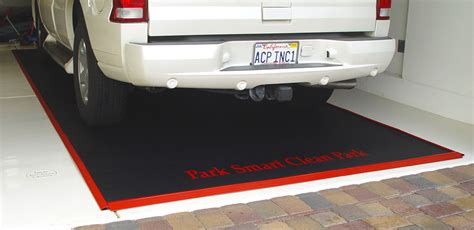 Garage Floor Water Containment Mats by New Containment Mat Fills Needed Void In Garage Flooring