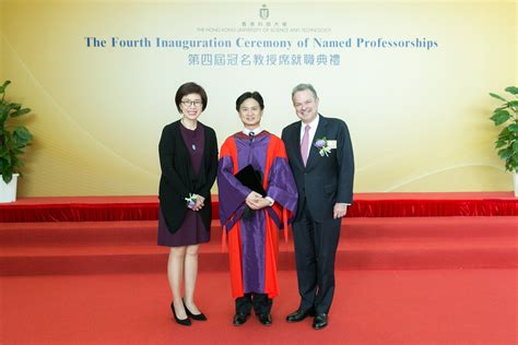 Prof. Charles Ng Conferred CLP Holdings Professorship in ...