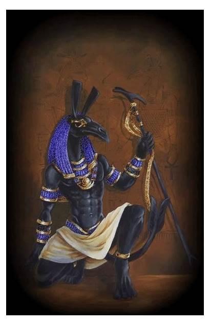 Egyptian God Gods Seth Egyiptomi Dios Egypt