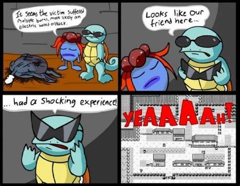 Pokemon Meme Funny - gentle art of meme c s i pokemon