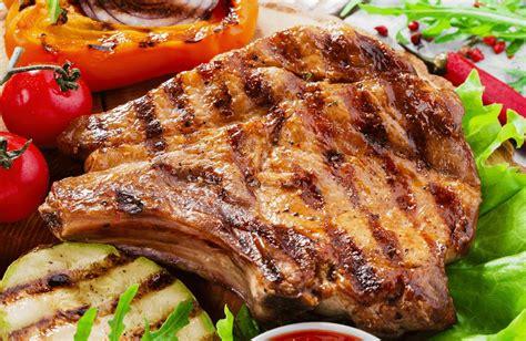 recette de cuisine weight watchers savory grilled pork chops recipe sparkrecipes