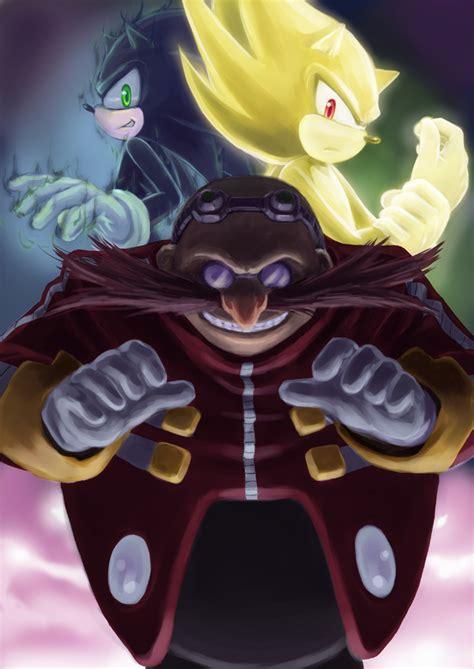 Dark Sonic - Sonic the Hedgehog (Character) - Zerochan ...