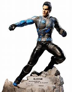 Ra.One Gets Action Figures, Social Game and Comic Book