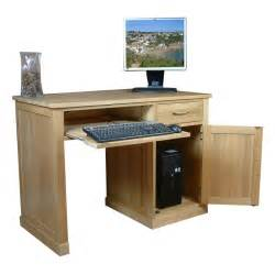 computer table for small spaces l shaped computer desk with hutch
