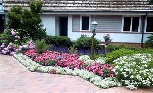 emejing allee de jardin fleurie pictures ridgewayngcom With beautiful comment realiser un jardin zen 9 decoration allee maison