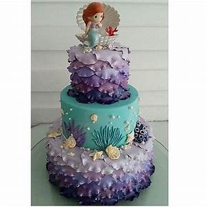 25+ best ideas about Mermaid Cakes on Pinterest Mermaid birthday cakes, Mermaid theme birthday
