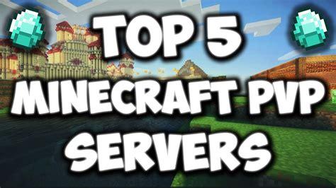 top  minecraft pvp servers  funnydogtv