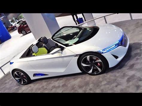 test drive mobil sport mini terbaru  honda