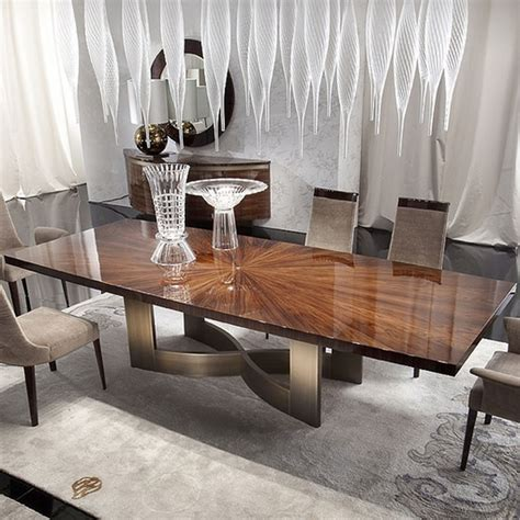 kitchen design with dining table giorgio colosium dining table 7993