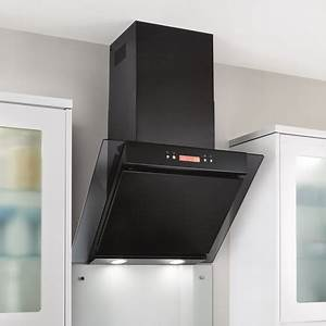 Lamona Black Angled Extractor Fans 60cm Howdens Joinery