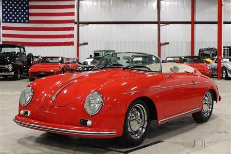 1957 Porsche Speedster Replica by 1957 Porsche 356 Gr Auto Gallery