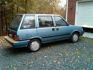 1988 Nissan Stanza Wagon  Yes  Really