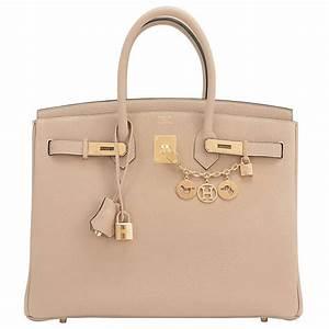 Hermes Birkin Bag 35cm Trench Togo Gold Hardware | World's ...  Hermes