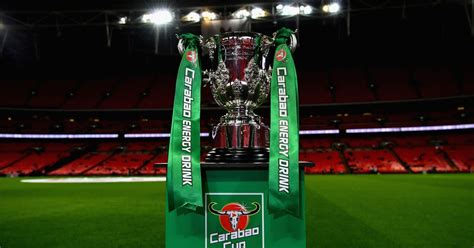 What time is Carabao Cup third round draw - time and how ...