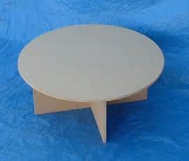 christmastreetables com custom round wood tables for under a christmas tree