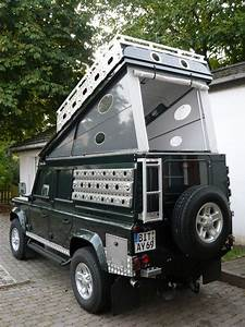 Land Rover Defender 110 Custom Expedition  We U0026 39 Re Drooling