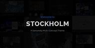 Stockholm WordPress Theme