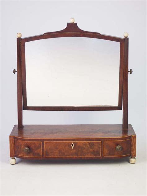 antique vanity mirror antique georgian toilet mirror vanity mirror
