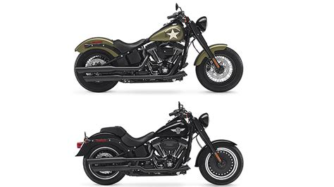 Harley Davidson Softail Slim Modification by Harley S Fastest Softails We Ride The 2016 Harley