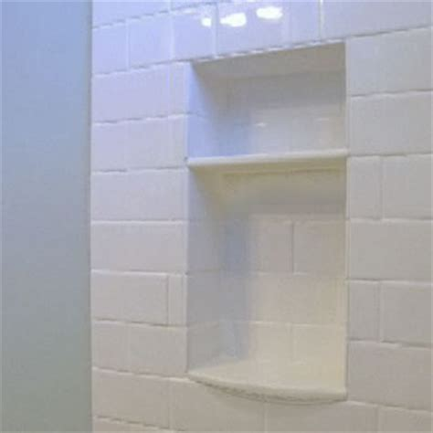 Shower Niche Height by New From The Tiling A Shower Video Series Install A