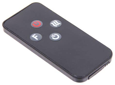 greystone electric fireplace  remote control