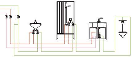 zirkulationsleitung warmwasser einfamilienhaus ungetr 252 bter trinkwassergenuss ikz