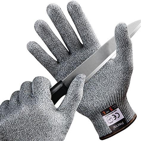 gants anti coupure freetoo gants de cuisine résistant
