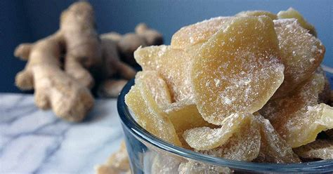 preservative  crystallized ginger candy foodal