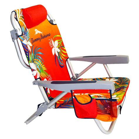 Bahama Backpack Chair Orange by Bahama Chair Backpack Floral Orange