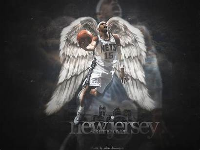 Carter Vince Wings Nets Wallpapers Basketball Cool