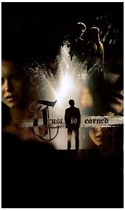 Stefan & Elena - The Vampire Diaries Wallpaper (8765816 ...