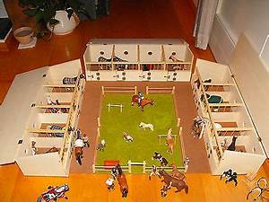 Pferdestall Selber Bauen : bild 9 von 9 schleich pinterest pferdestall pferde und schleich pferde ~ Frokenaadalensverden.com Haus und Dekorationen