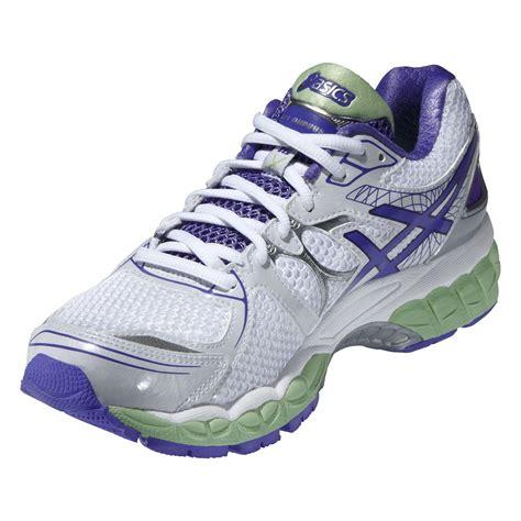 Asics Gel-Nimbus 16 Ladies Running Shoes - Sweatband.com