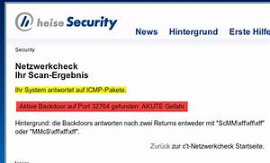 Mysteriöse Router-Backdoor: Viele tausend Router in ...