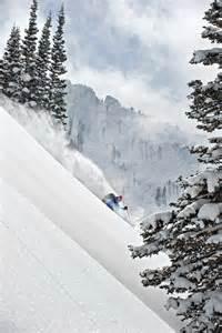 Snow Ski Resorts in Utah