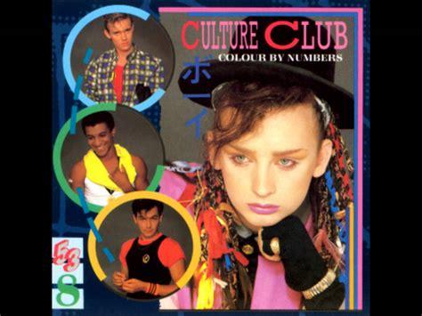 Culture Club  Karma Chameleon Youtube