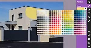 Couleur De Facade : simulateur couleur facade maison gratuit ventana blog ~ Nature-et-papiers.com Idées de Décoration