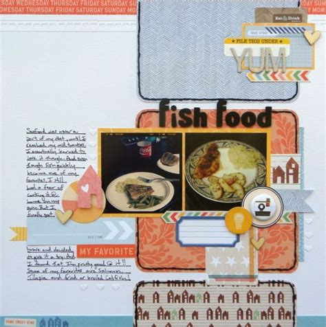 scrapbooking cuisine ideas for scrapbooking your baking and cooking traditions